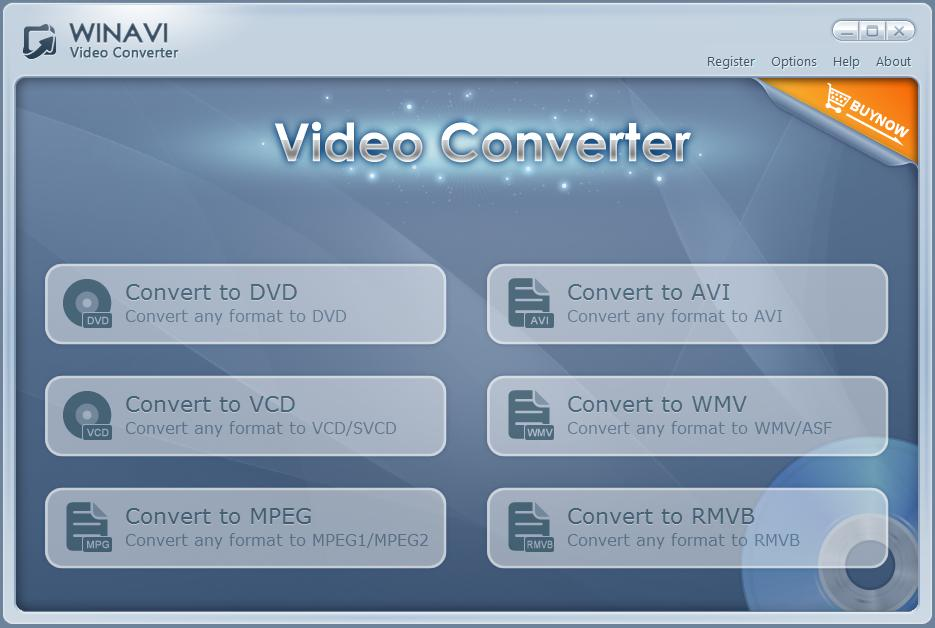 convertire video in avi