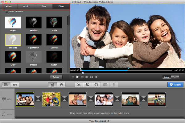 Mac Vivideo enhance