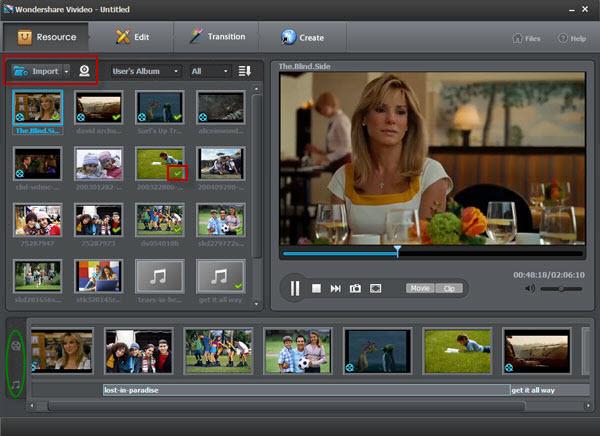 modificare file video