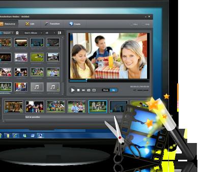personalizzare video
