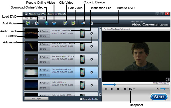 video converter wondershare