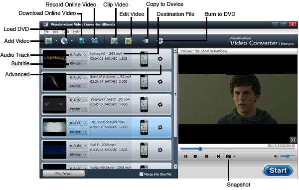 video converter wondershare