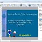 pdf in video