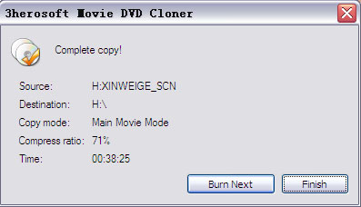 3herosoft movie dvd cloner