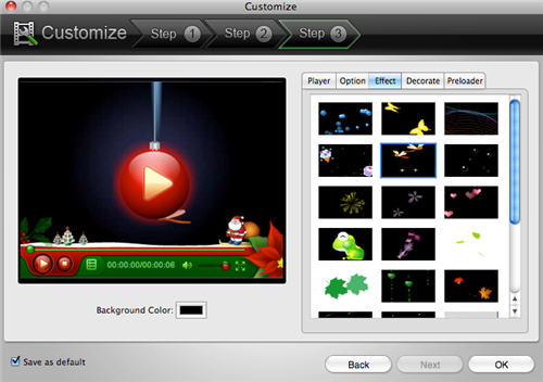 ConvertVideo to SWF/FLV/Animation on Mac OSX.