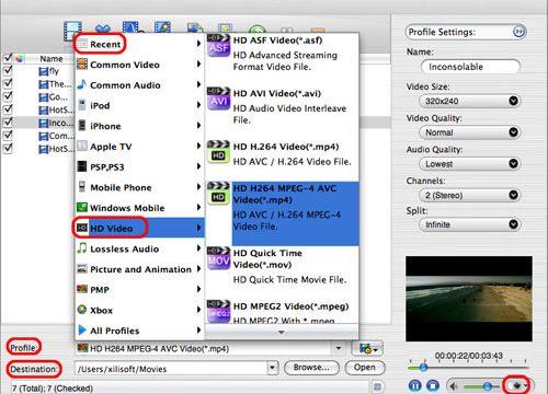 Video converter per mac